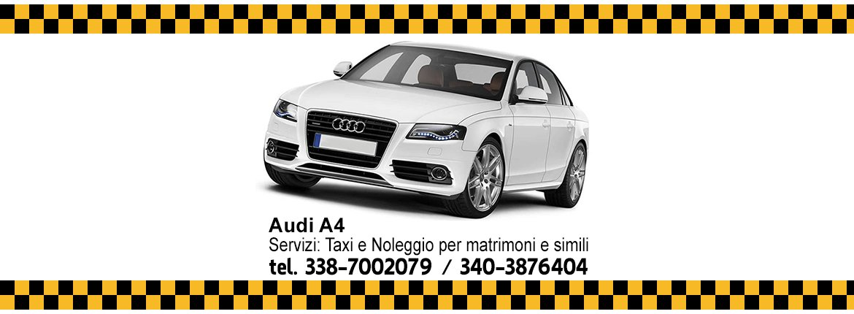 Audi-A4-Taxi