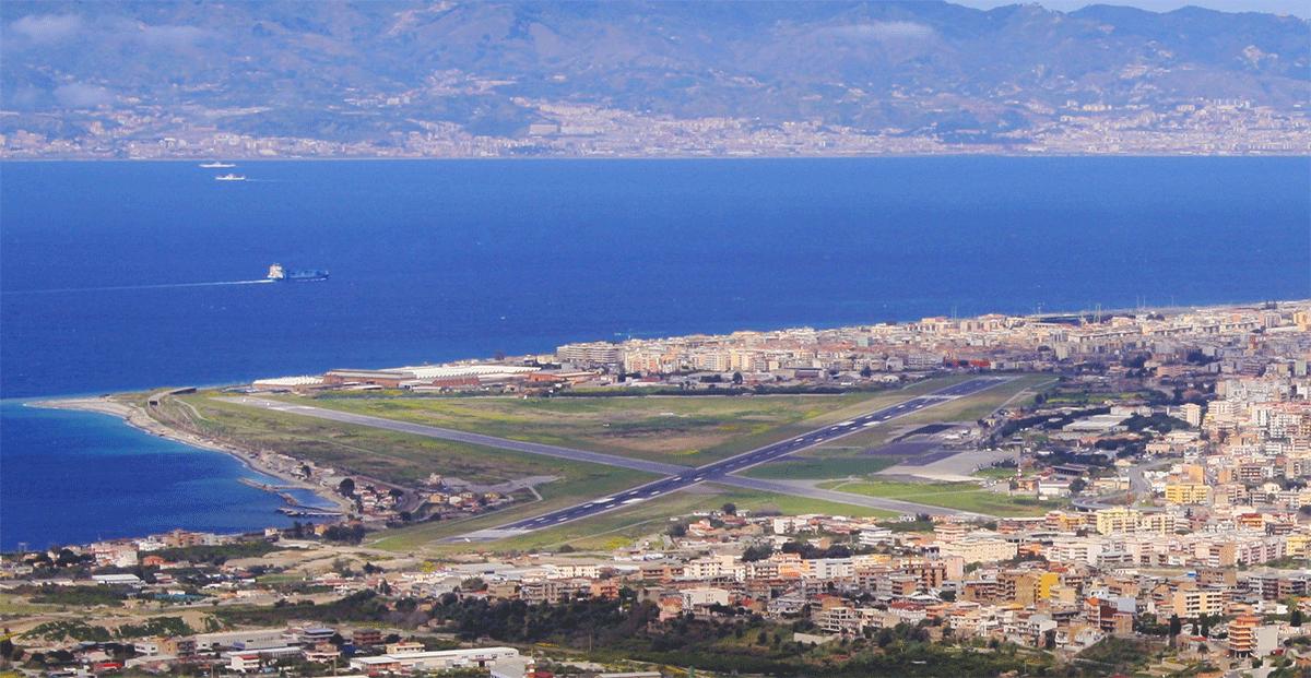 Taxi Lamezia Terme Aeroporto Reggio Calabria