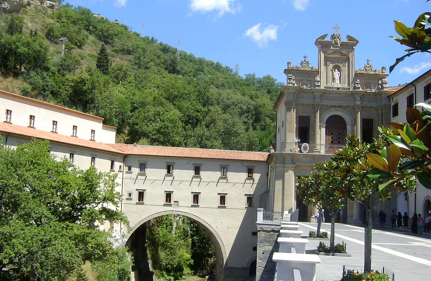Taxi Lamezia Terme Santuario di San Francesco da Paola chiama 3403876404