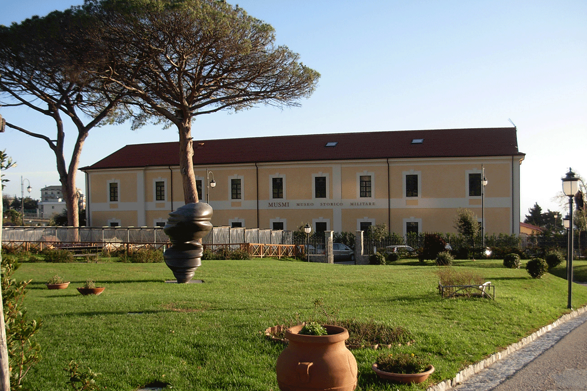 Taxi Lamezia Terme Catanzaro Museo Storico Militare Brigata