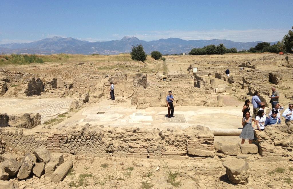 Taxi Lamezia terme Parco-Archeologico-Sibari