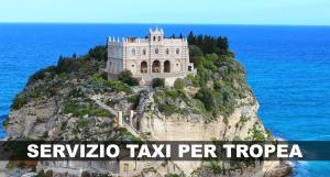 Servizio Taxi per Tropea